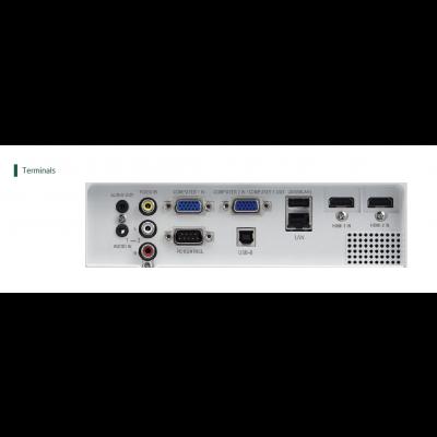 NEC MC331W (3300 LUMENS / WXGA)