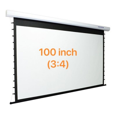 "Vertex Tab Tension Screen ขนาด 100"" (3:4)"