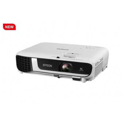 EPSON EB-X51 LCD Projector (3800 lm / XGA)