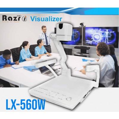 RAZR LX-560W Visualizer เครื่องฉายภาพ (Full HD / Built-in Android)
