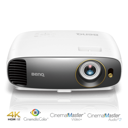 BENQ W1700 (2200lm / 4K UHD Home Cinema Projector)