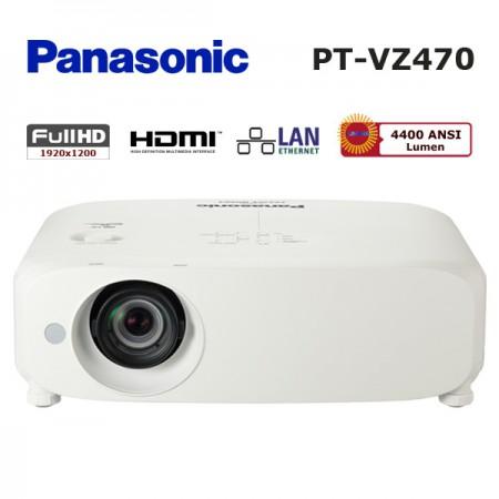 Panasonic PT-VZ470 (WUXGA LCD Projector)