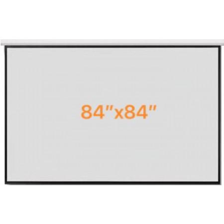 Razr Wall Screen จอแขวนมือดึง 84x84 นิ้ว