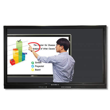 Interactive Multimedia Display VERTEX IL-1755-PRO