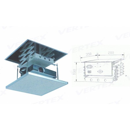 VERTEX Projector Lift C100