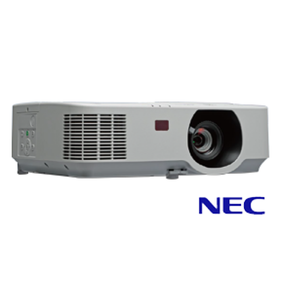 NEC P604X (6000 LUMENS / XGA)
