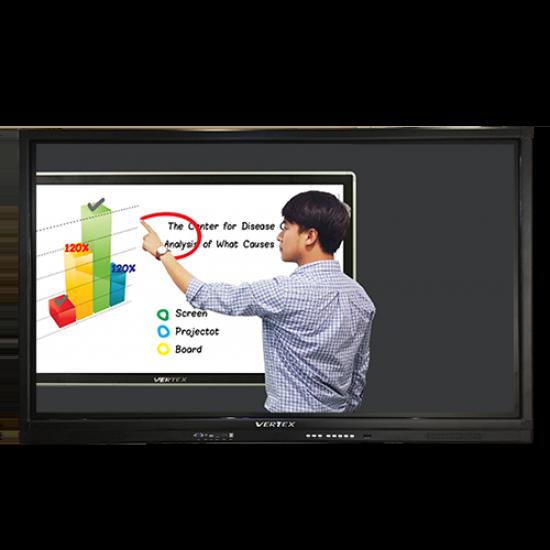 Interactive Multimedia Display VERTEX IL-1755-PRO