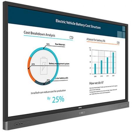 BenQ RP654K 4K UHD Interactive Flat Panel Display