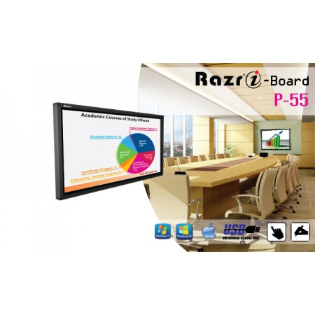 Razr LED TouchScreen P-55D