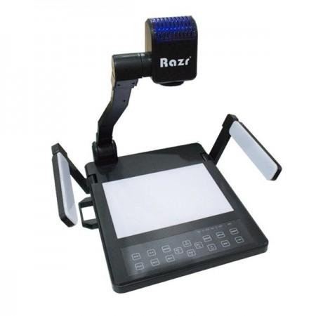 RAZR EV-520 Visualizer เครื่องฉายภาพ 3 มิติ (5MP / มีหูหิ้ว)