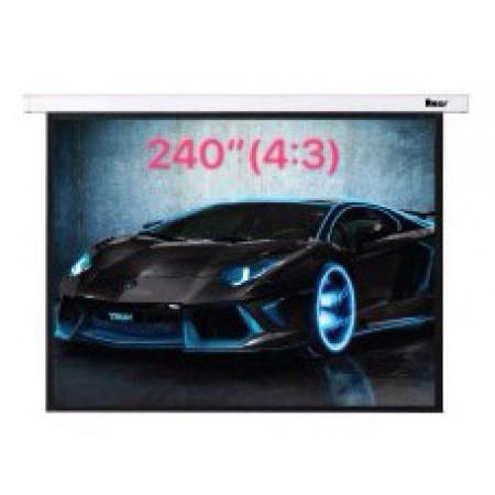 Razr Motorized Screen จอมอเตอร์ 240 นิ้ว (4:3)