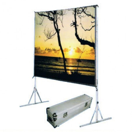 Vertex Easy-Fold Projection Screen 200 นิ้ว (F+R)
