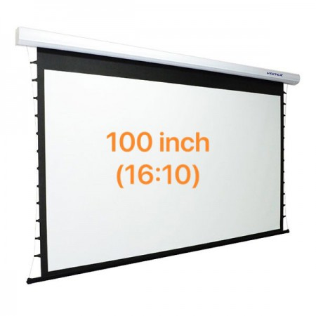 "Vertex Tab Tension Screen ขนาด 100"" (16:10)"