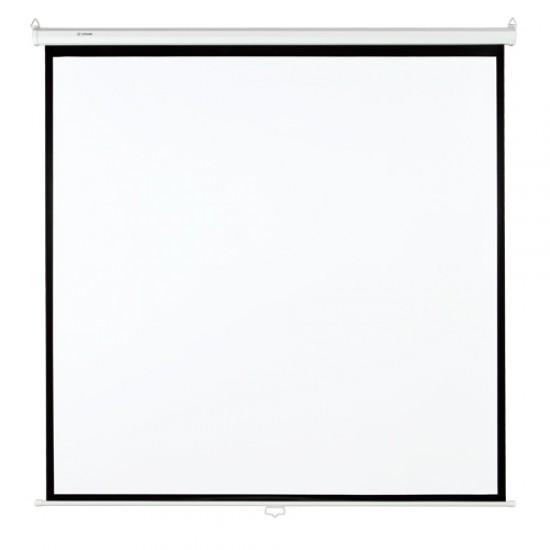 GYGAR Wall Screen จอแขวนมือดึง 70x70 นิ้ว