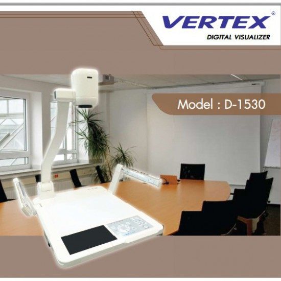 VERTEX D-1530 (Wireless + IR Control)